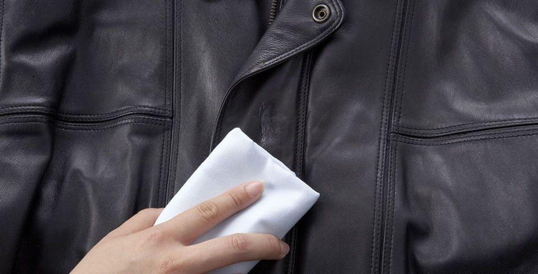 Покраска и ремонт кожаных курток